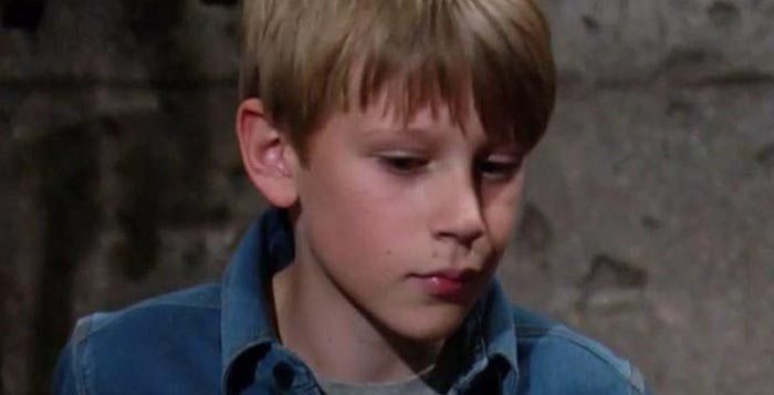 Jared Breeze on The Young and the Restless