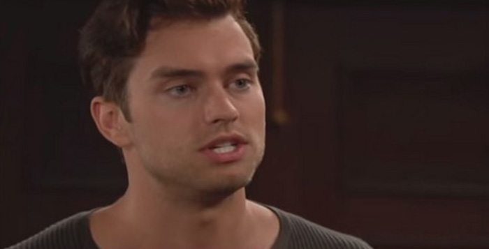Pierson Fode on The Bold and the Beautiful