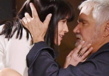 The Bold and the Beautiful stars Rena Sofer and John McCook