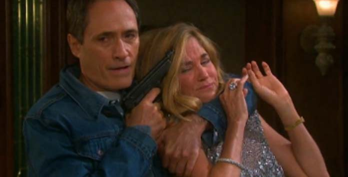 Days of Our Lives Wedding Terror