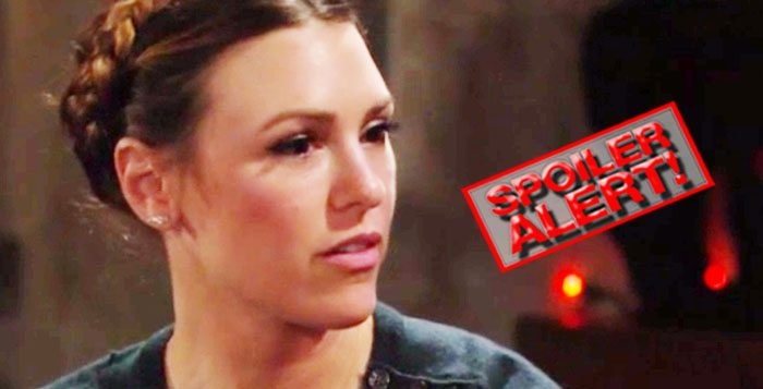Chloe on the Young and the Restless