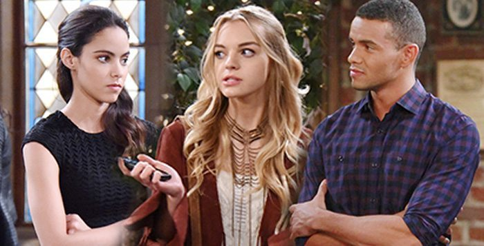 Days of our Lives with Theo Claire Ciara