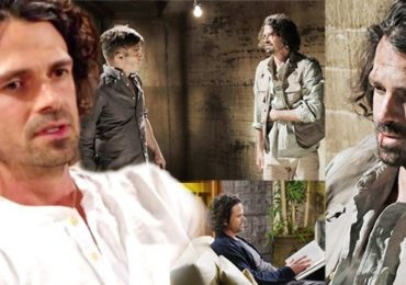 Daniel Hall on The Young and the Restless