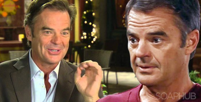 Wally Kurth, General Hospital, Days of Our Lives