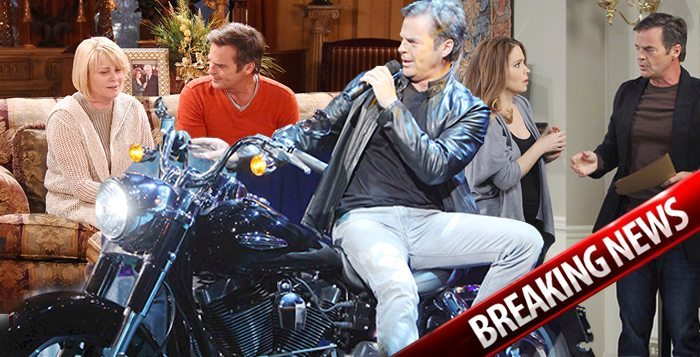 Wally Kurth on Days of our Lives and General Hospital