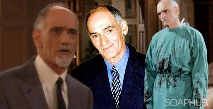 Days of Our Lives Dr. Rolf