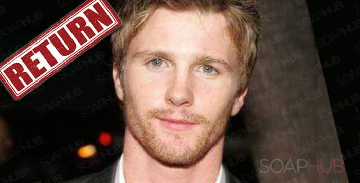 The Young and the Restless Thad Luckinbill