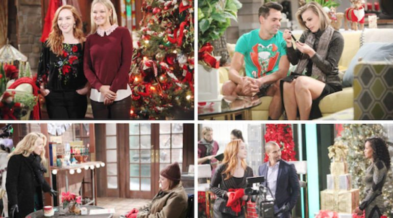The Young and the Restless Christmas