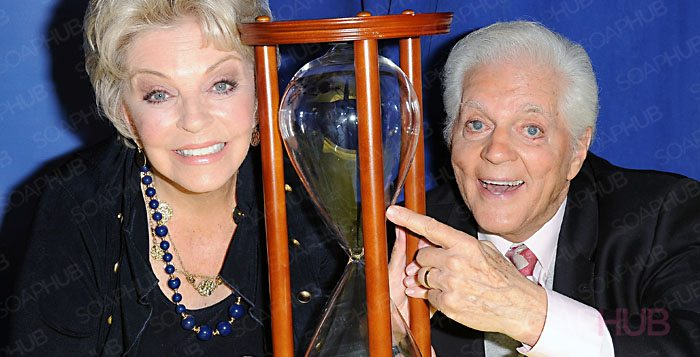Days of Our Lives Bill Hayes and Susan Hayes