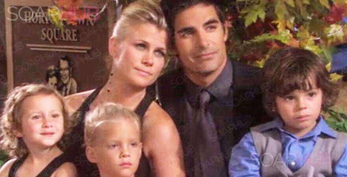 Sami and Kids Days of Our Lives