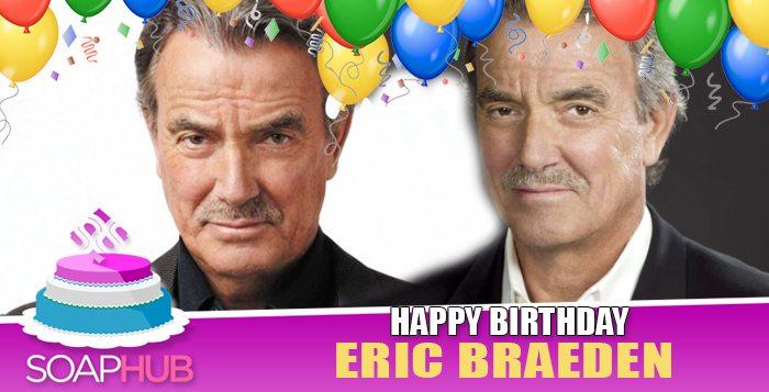 Eric Braeden Birthday