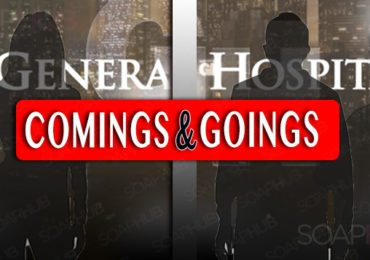 General Hospital Comings and Goings February 16
