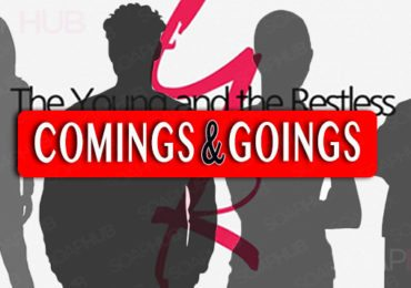 The Young and the Restless Comings and Goings March 9