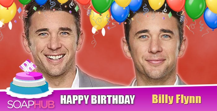 Happy Birthday Billy Flynn