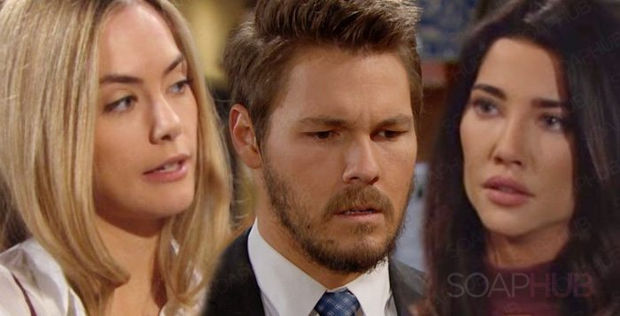 Hope, Liam, Steffy The Bold and the Beautiful