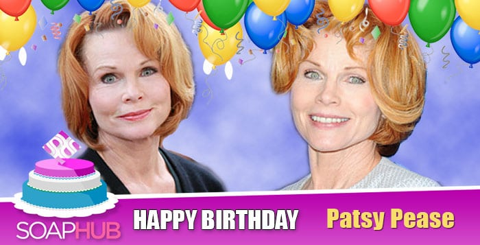 Patsy Pease Days of Our Lives