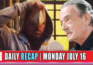 The Young and the Restless Spoilers July 16