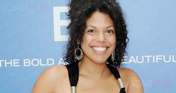 The Bold and the Beautiful Karla Mosley