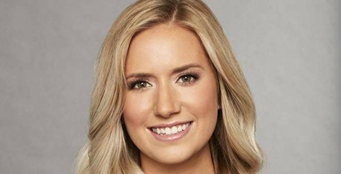 The Bachelor Lauren Burnham
