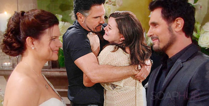 The Bold and the Beautiful Katie and Bill