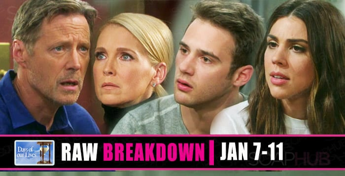 Days of our Lives Spoilers Jan 7