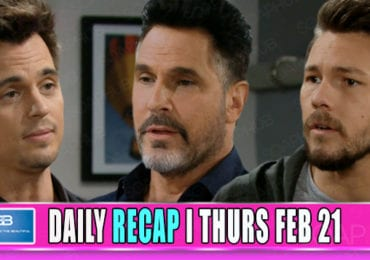 The Bold and the Beautiful Recap February 21