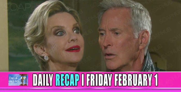 Days of Our Lives Recap February 1