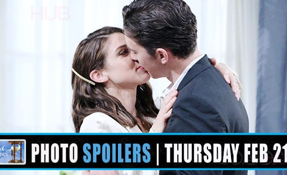 Days of our lives spoilers photos for February 21