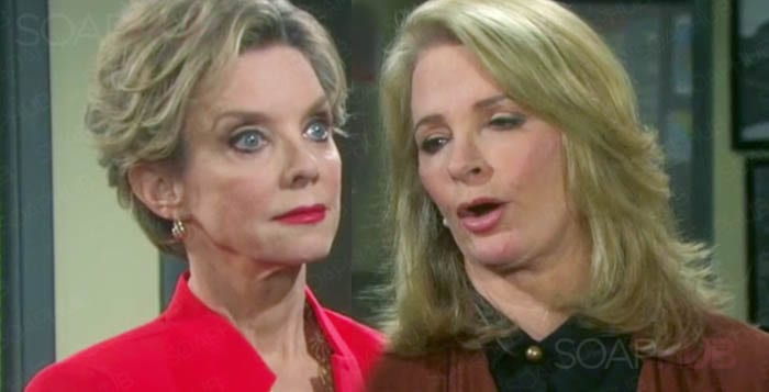 Diana and Marlena Days of Our Lives February 25