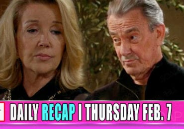 The Young and the Restless Recap February 7