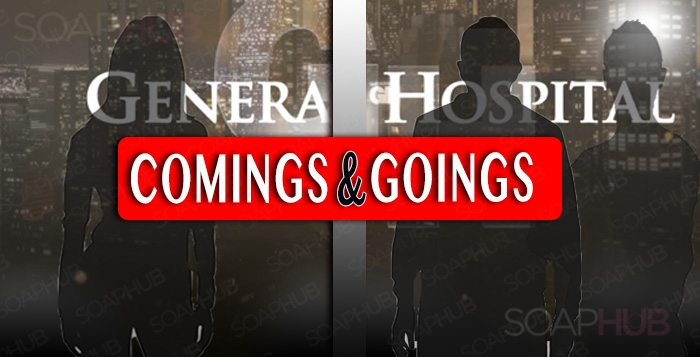 General Hospital Comings and Goings
