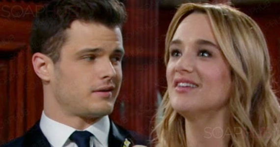 Kyle and Summer The Young and the Restless