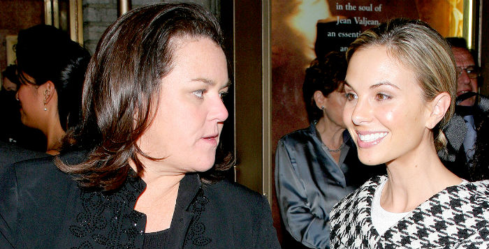 Rosie O'Donnell slams working with 'mean' Whoopi Goldberg on 'The View'