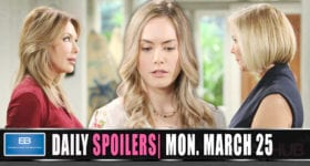 The Bold and the Beautiful Spoilers 1