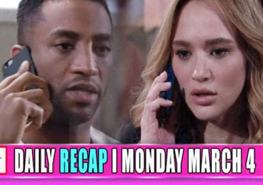 The Young and the Restless Recap March 4