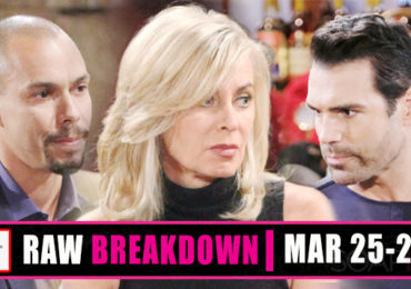 The Young and the Restless Spoilers March 25-29