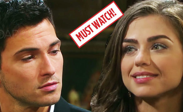 Days of Our Lives Ben and Ciara April 18, 2019