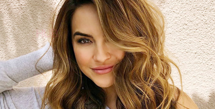 Days of Our Lives Chrishell Hartley April 17, 2019