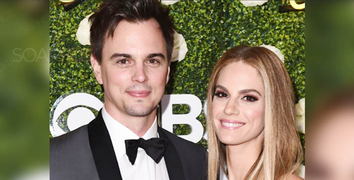 Kelly Kruger and Darin Brooks
