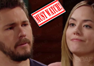The Bold and the Beautiful Liam and Hope April 8, 2019