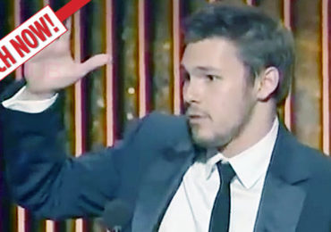 The Bold and the Beautiful Scott Clifton May 1, 2019