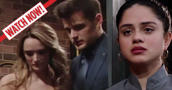 The Young and the Restless Summer, Kyle, Lola April 23, 2019