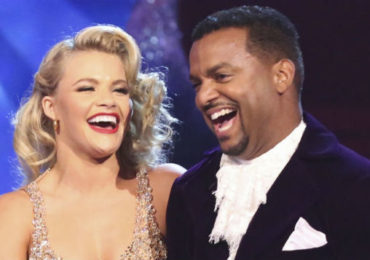 Witney Carson Alfonso Riberio DWTS