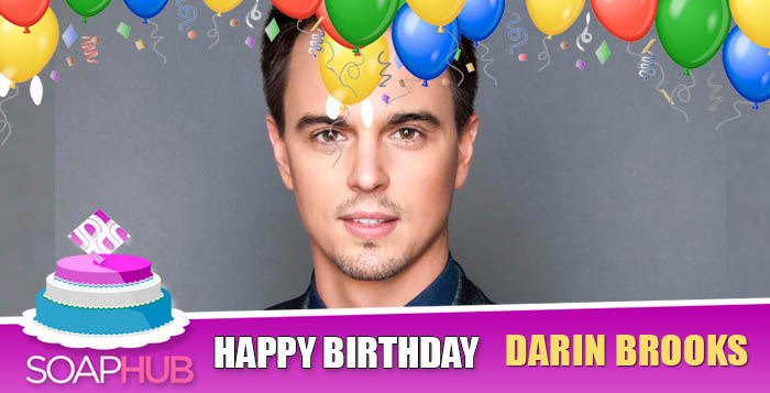 Darin Brooks The Bold and the Beautiful