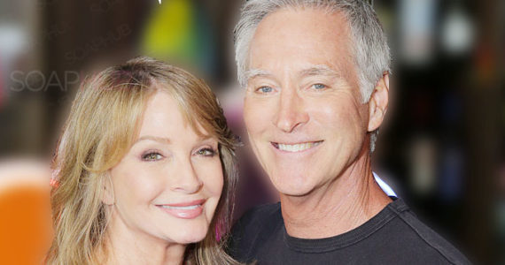 Days of Our Lives Deidre Hall and Drake Hogestyn May 20 2019