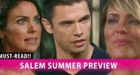 Days of Our Lives Spoilers Summer