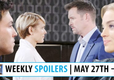 Days of Our Lives Spoilers Weekly