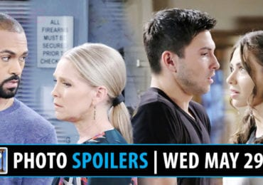 Days of our Lives spoilers Wednesday May 29