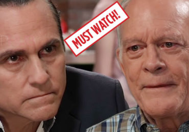 General Hospital Sonny and Mike May 14, 2019