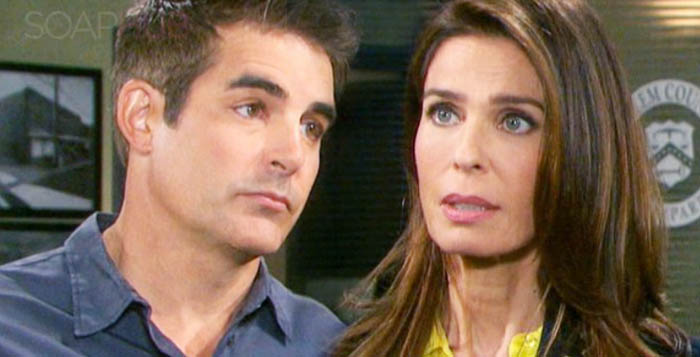 Hope and Rafe Days of Our Lives